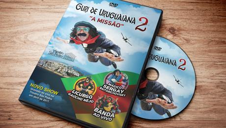 DVD Guri de Uruguaiana 2