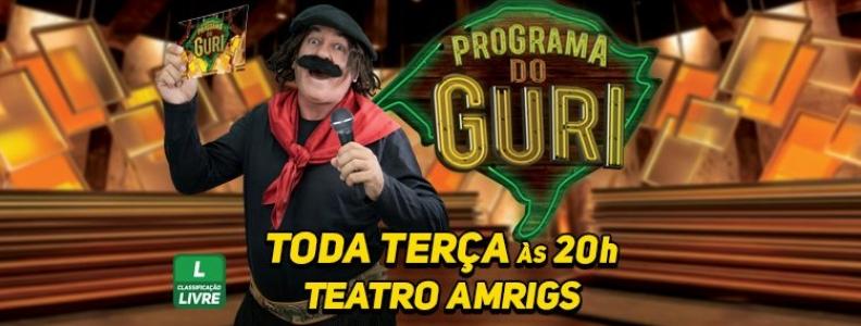 ARTEBIZ PREPARA LANÇAMENTO DO NOVO SHOW DO GURI DE URUGUAIANA