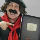 Artebiz e Guri de Uruguaiana celebram conquista da Placa de 100k do YouTube